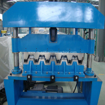 Automatic Floor Decking Roller Forming Machine